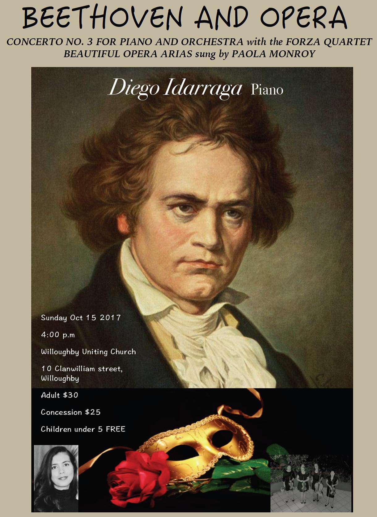 Beethoven and Opera – Diego Idarraga