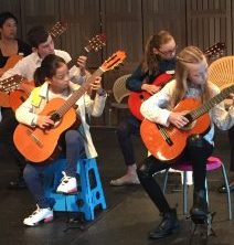 GUITAR GROUP CLASS with Zeah Riordan (VIC)