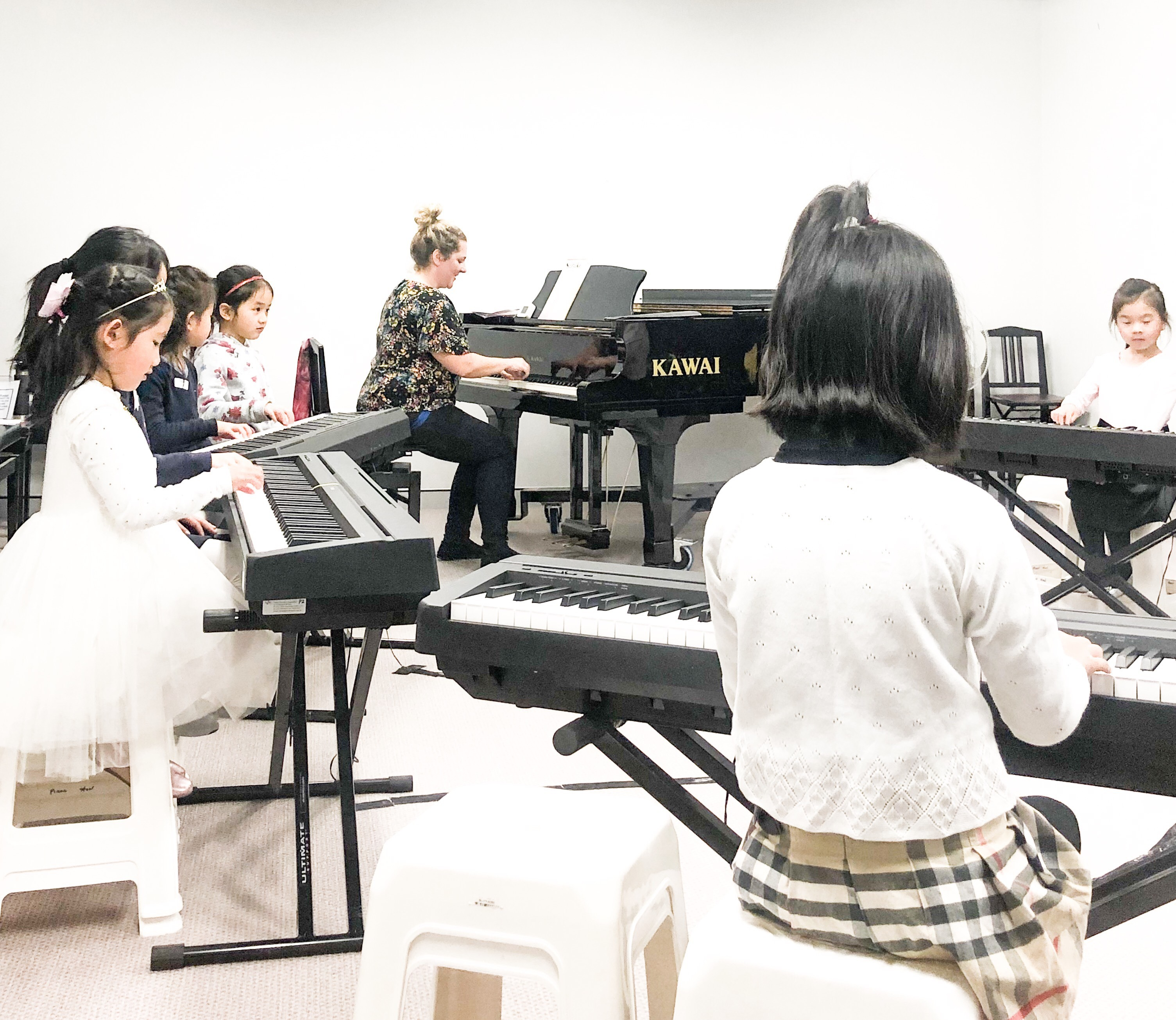 Multi-Piano Event for Twinkles through to Senior Levels