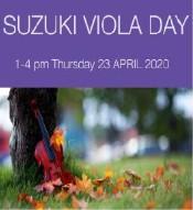 Suzuki Viola Day