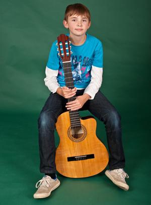 Suzuki Institute Guitar